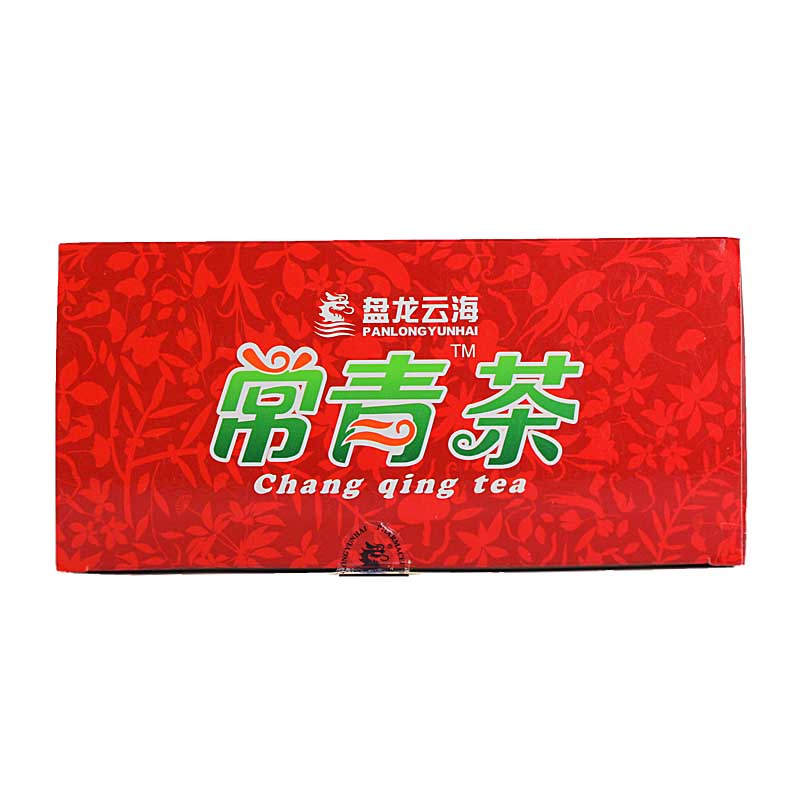 盘龙云海 常青茶