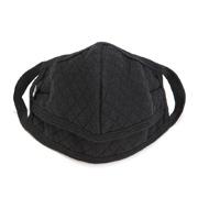 逸活 静电活碳口罩 透气独立型 黑色 1个
