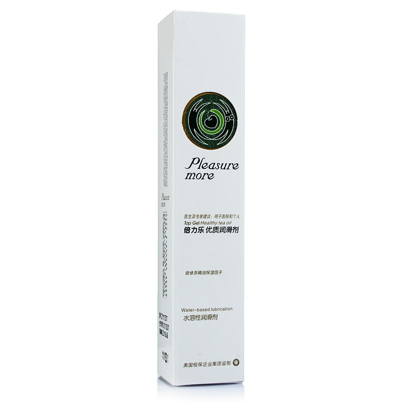 倍力乐 优质润滑剂(绿茶保湿型)
