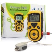 力康 手掌式脉搏血氧饱和度仪 Prince-100E 1台