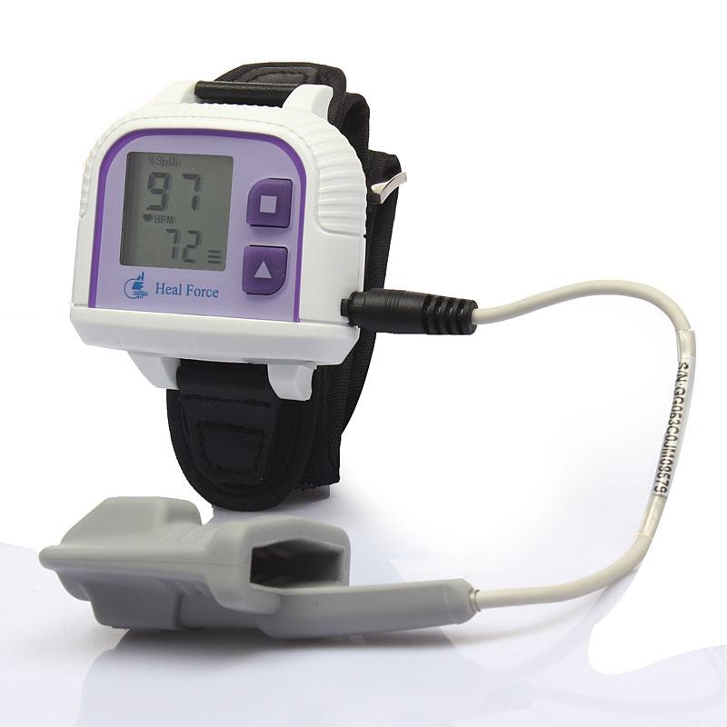 氧乐宝 手腕式脉搏血氧饱和度仪 Prince-100G