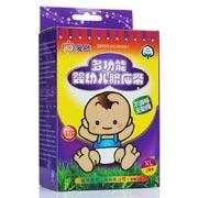 爱脐 多功能婴幼儿脐疝带(卡通版) XL码 2套装