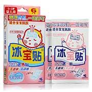 冰寶貼 小林退熱貼 (0~2歲嬰兒用) 40mm*90mm*2片*3袋