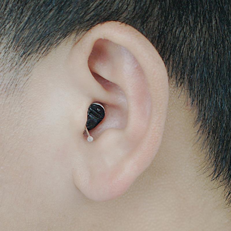樂聽 耳道式助聽器