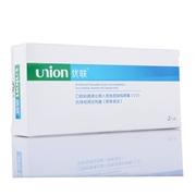 優聯 口腔黏膜滲出液人員免疫缺陷病毒(1/2)抗體檢測試劑盒(膠體金法) 2人份/盒