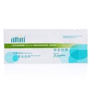 愛博康 人類免疫缺陷病毒(HIV-1/2)唾液抗體檢測試劑盒(膠體金法) 1人份/袋