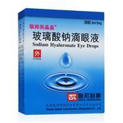 聯邦亮晶晶 玻璃酸鈉滴眼液 5ml:5mg