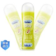 杜蕾斯 新鲜水果美极果味人体润滑液 50ml/瓶