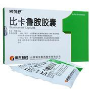 岩列舒 比卡鲁胺胶囊 50mg*30粒