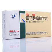 启维 富马酸喹硫平片 0.1g*30片