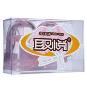 爱巢 取悦 龟头套粉色 1盒