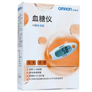 歐姆龍 血糖儀 HEA-232 1臺