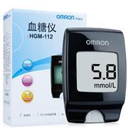 欧姆龙 血糖仪 HGM-112 1台