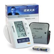 迈克大夫 自动型数字显示电子血压计 BP3A90 1台