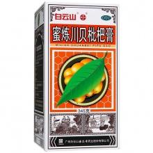 潘高寿 蜜炼川贝枇杷膏 345g/瓶