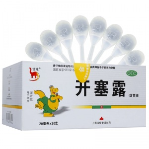 信龙 开塞露(含甘油) 20ml*20支