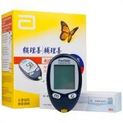 雅培 辅理善血糖仪 越捷型 (附采血笔1支) 1台