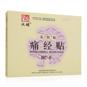 汉磁 灸热贴 (痛经贴) HC-F型 2贴装