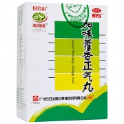 白云山 加味藿香正氣丸 6g*6袋