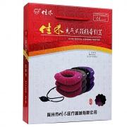 佳禾 充氣式頸椎牽引器 B10 玫紅 1盒