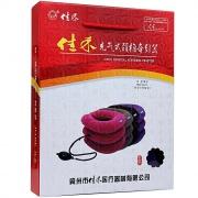 佳禾 充氣式頸椎牽引器 B10 紫色 1盒