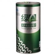 绿A 天然螺旋藻精片 0.5g*12片*25袋