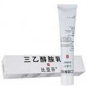 比亚芬 三乙醇胺乳膏 0.670%:46.5g