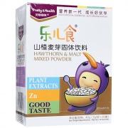 贝特晓芙 乐儿食山楂麦芽固体饮料 40g(2g*20袋)