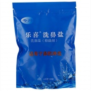 乐喜 洗鼻盐 (抑菌剂) 4.8g*20包