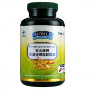 百合康 百合康牌大豆卵磷脂软胶囊 1200mg*200粒