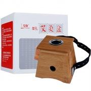 早康 艾灸盒 (竹制单孔) 1盒