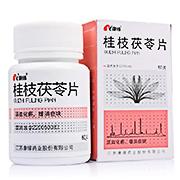 康缘 桂枝茯苓片 0.32g*60片