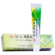 顺峰 维生素B6软膏 1.2%:10g