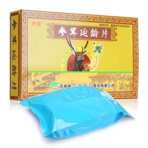 林海 参茸延龄片 0.25g*12片*3板/盒