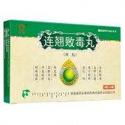 丹龙 连翘败毒丸(水丸) 9g*6袋