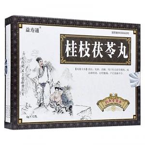 益寿通 桂枝茯苓丸 6g*12丸