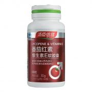 湯臣倍健 番茄紅素維生素E軟膠囊 30g(500mg*60粒)