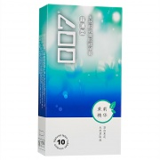 007 超薄型避孕套 (茉莉精华) 10片