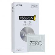 杰士邦 ZERO零感超薄避孕套 12只