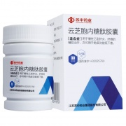 苏中药业 云芝胞内糖肽胶囊 0.5g*30粒
