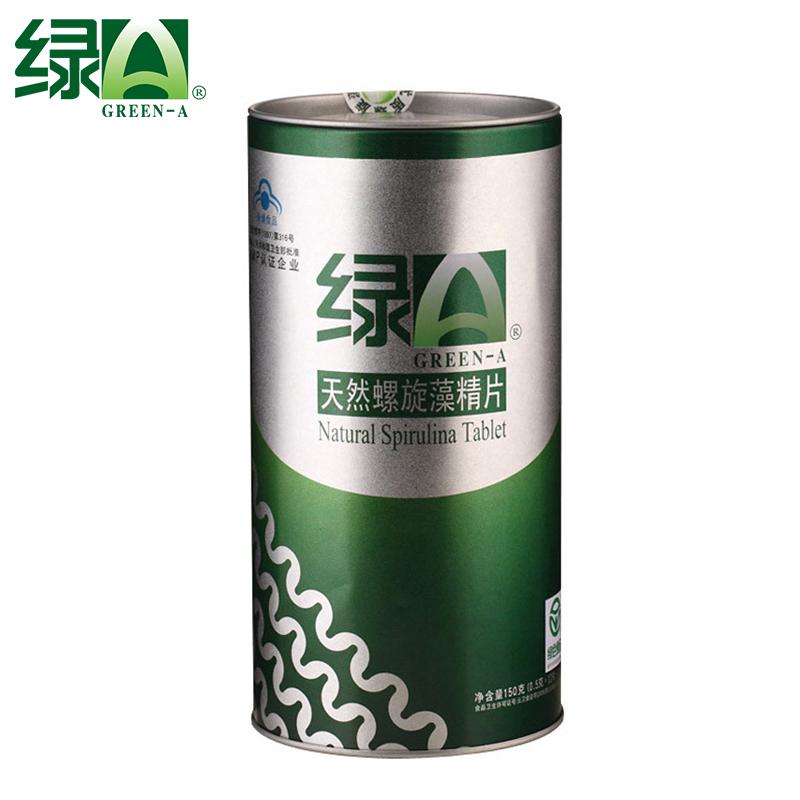 綠A 天然螺旋藻精片