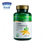 百合康 百合康牌大豆卵磷脂软胶囊 240g(1.2g*200粒)