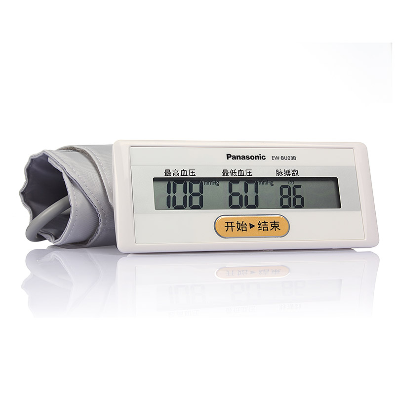 松下 電子血壓計 EW-BU03B  1臺