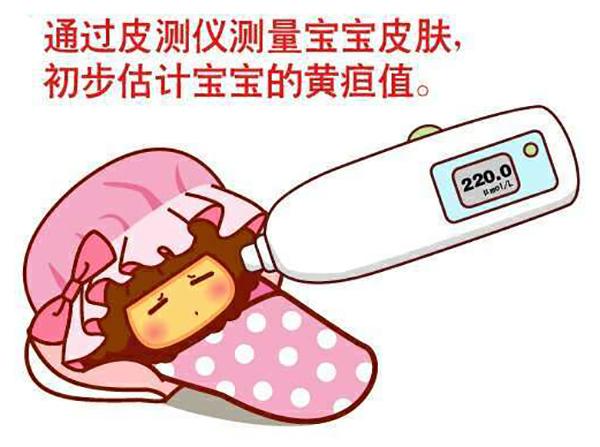 新生儿黄疸的检查