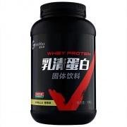 健乐多 乳清蛋白固体饮料(香草味) 900g