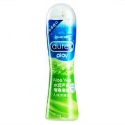 杜蕾斯 水潤蘆薈情趣啫喱人體潤滑液 50ml/瓶
