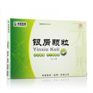 荣昌制药 银屑颗粒(无糖型) 6g*12袋