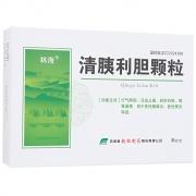 林海 清胰利胆颗粒 10g*6袋