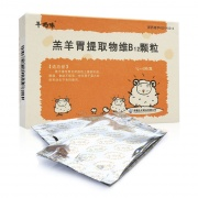 羊妈咪 羔羊胃提取物维B12颗粒 1g*6袋/盒