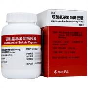 谷力 硫酸氨基葡萄糖胶囊 100粒/盒